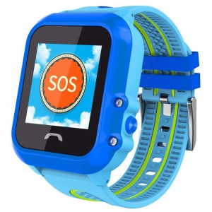 Smart Baby Watch DF27 G голубые